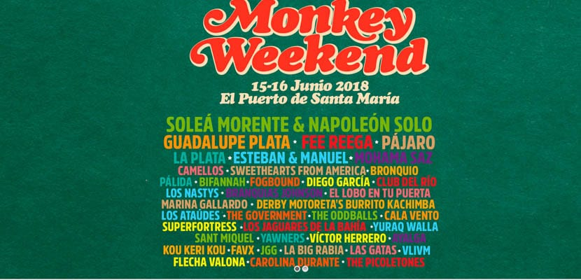Monkey Weekend