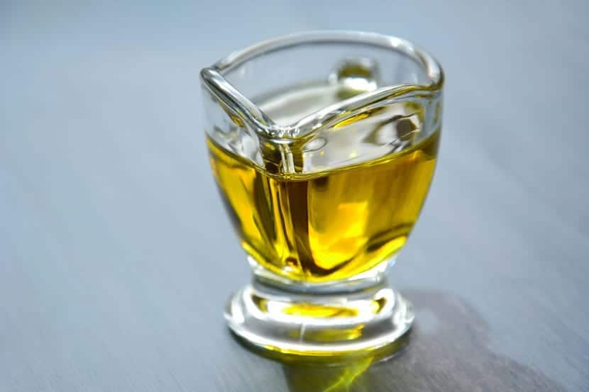 Aceite de oliva para la caspa