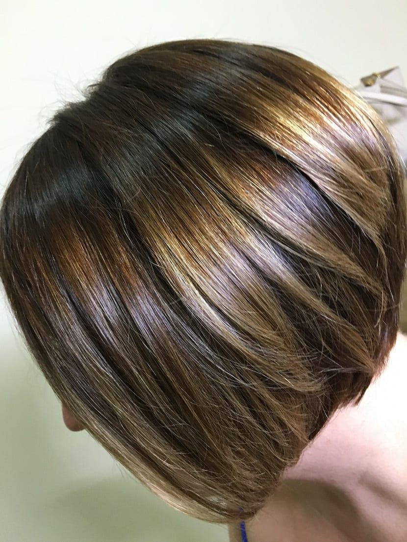 Cortes de cabello con volumen