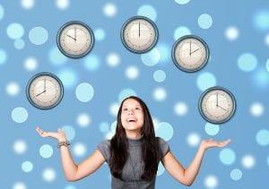 Equilibrar la vida personal y laboral