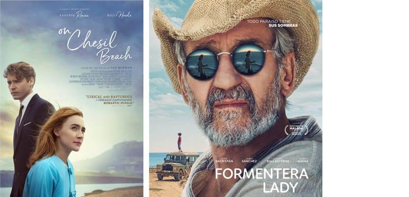 Estrenos de cine: En la playa de Chesil, Formentera Lady