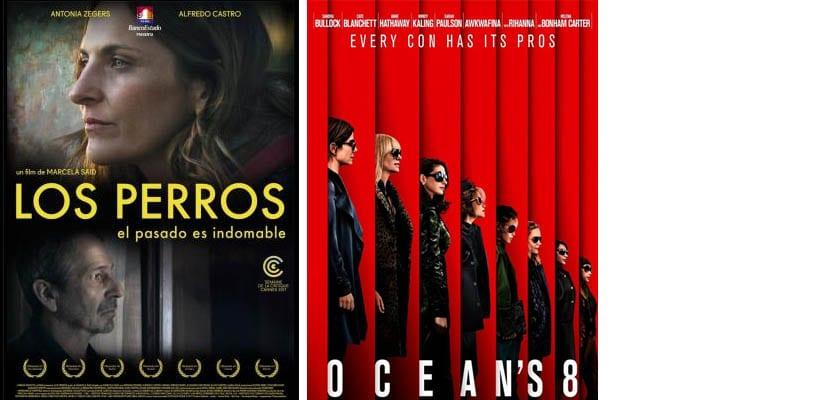 Estrenos de cine: Los perros, Oceans 8