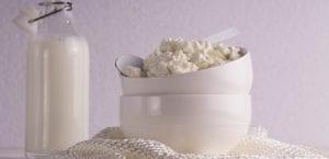 leche y queso fresco casero