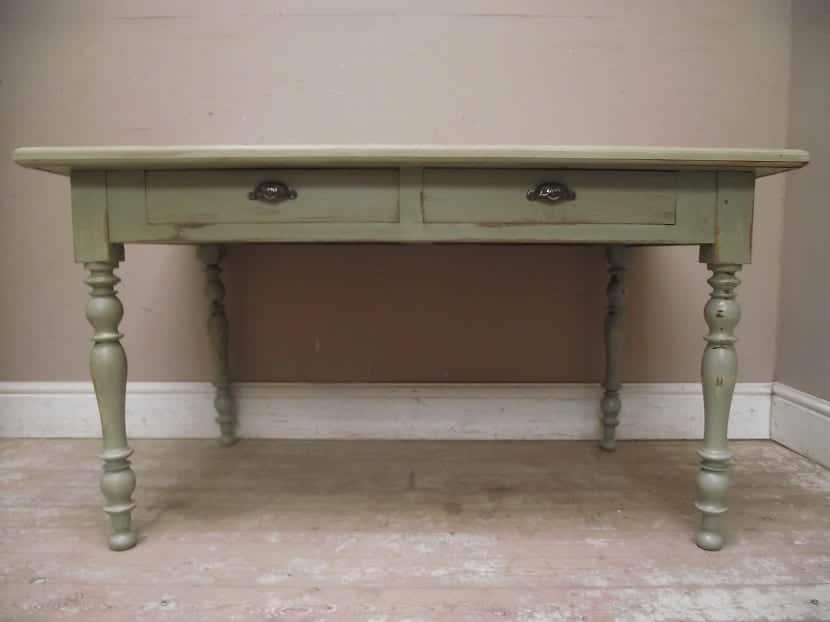 Pinturas para muebles de madera