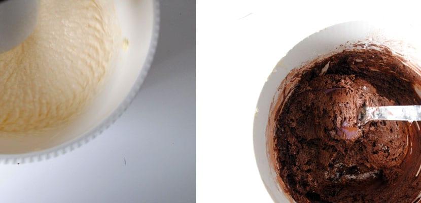 Tarta de chocolate con aceite de oliva