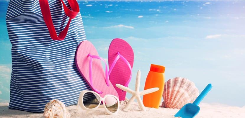 Organizar las vacaciones