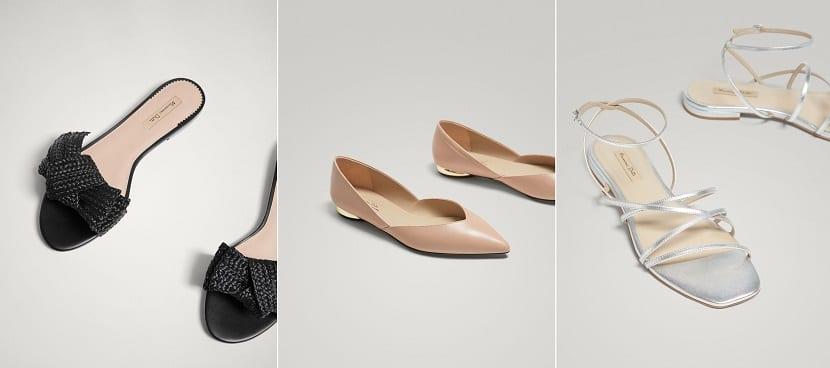 Zapatos planos Massimo Dutti