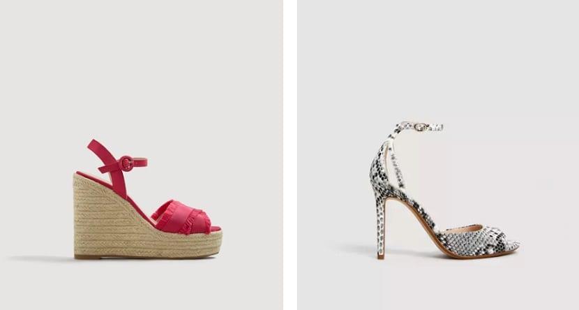 Zapatos en rebajas