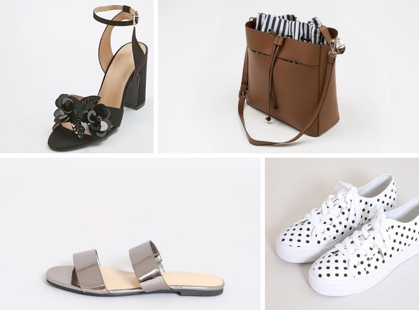 Zapatos y bolsos de Pimkie