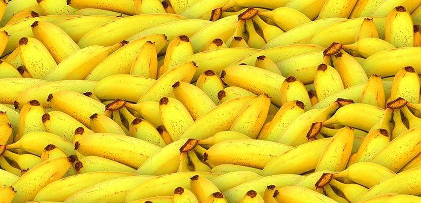 Plátanos para la celulitis