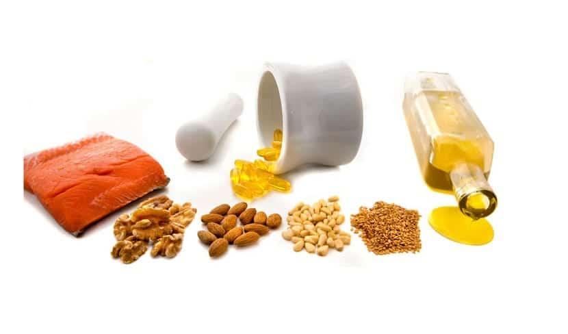 Alimentos ricos en grasas saludables