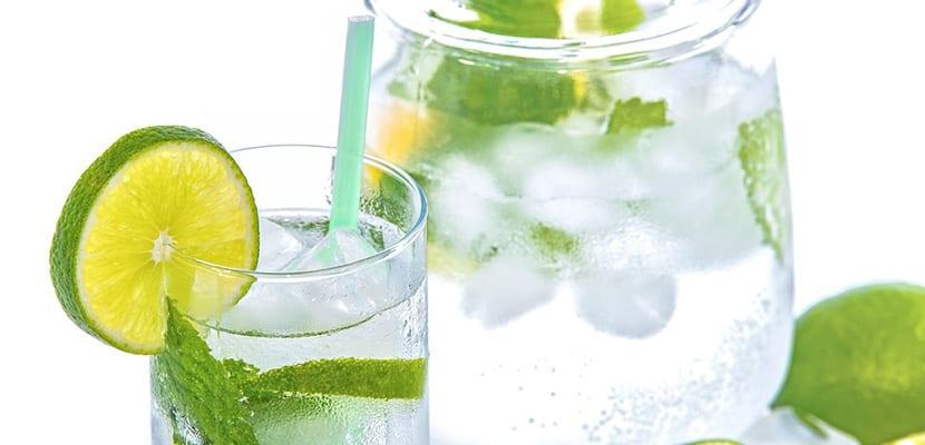 Hidratación para evitar estrías