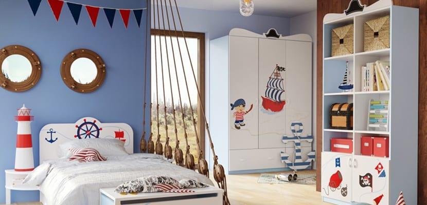 Habitación temática infantil