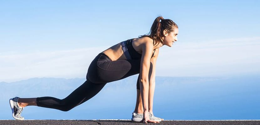 Combatir el jet lag con deporte