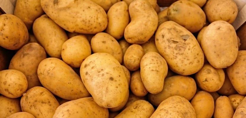 patatas naturales