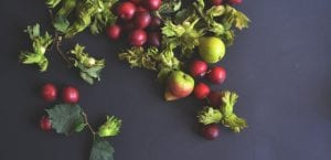 peras y ciruelas