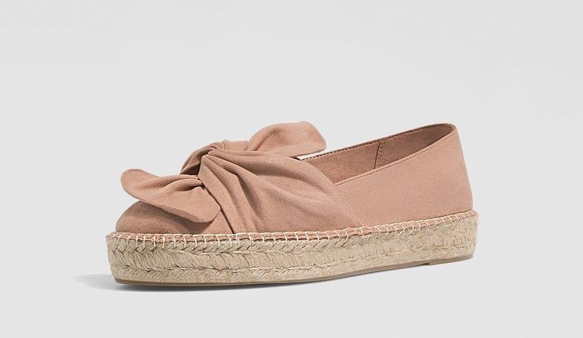 Zapatos yute