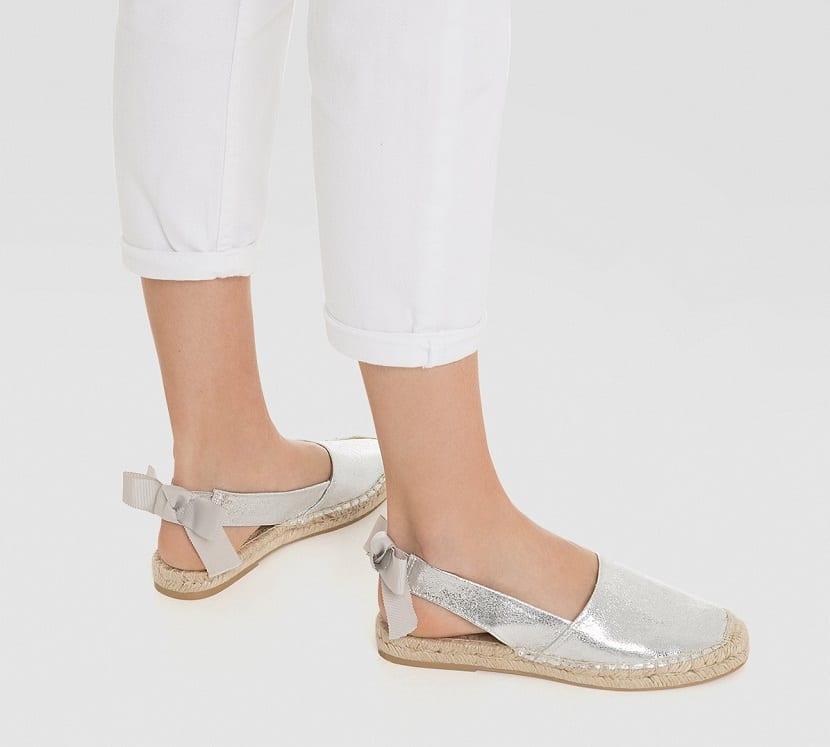 zapatos de yute originales