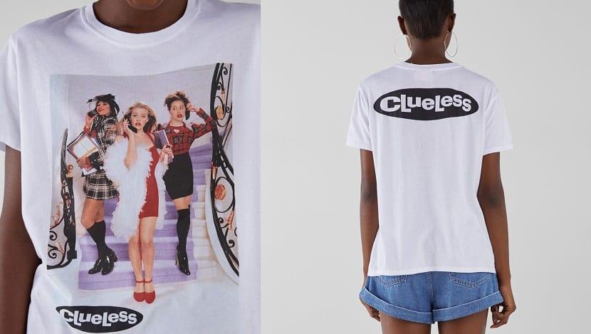 Camiseta Clueless