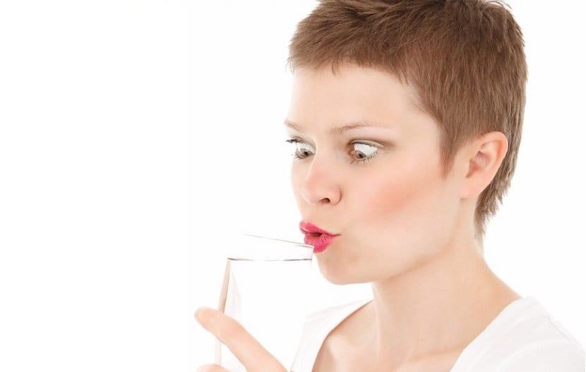 Cómo beber agua