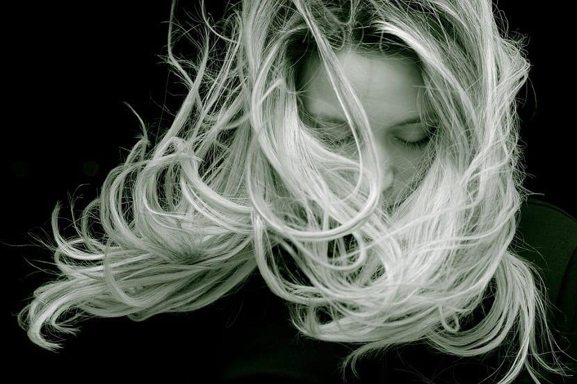 Cuidado para un pelo bonito