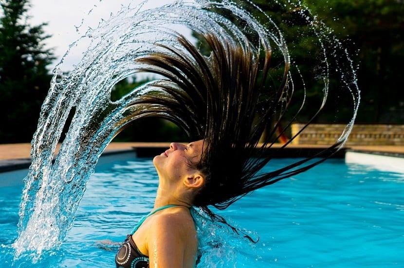 Cuidar el pelo después de verano