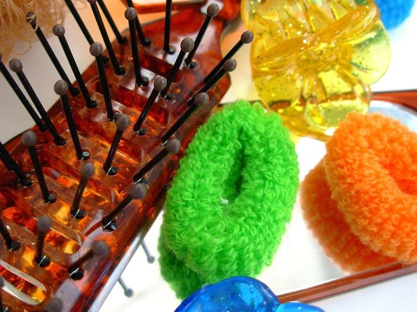 Desinfectar cepillo del pelo