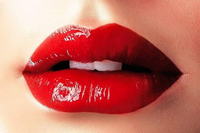 Hidratar los labios