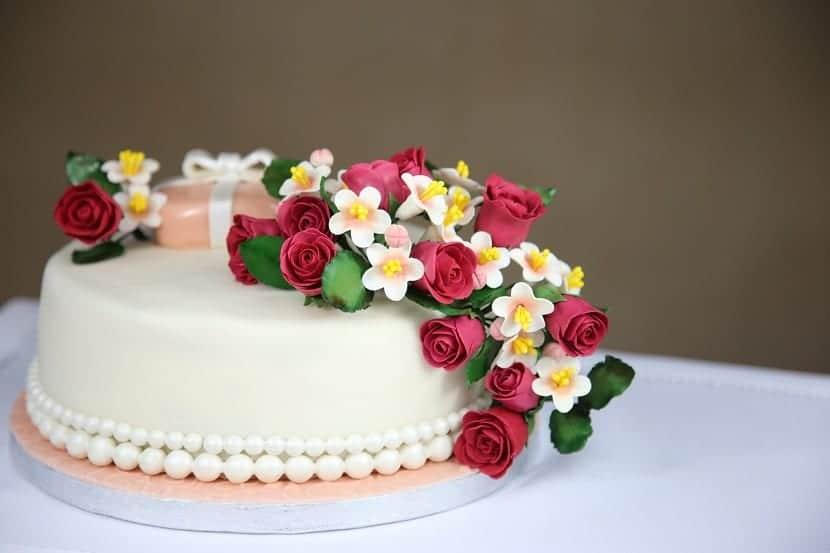 Ideas para el pastel de boda