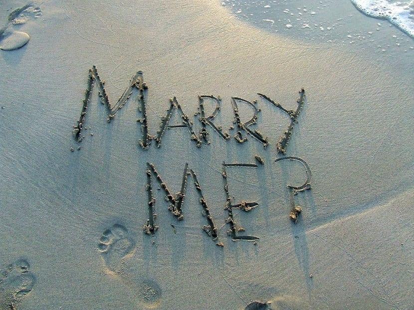 Lugares para pedir matrimonio