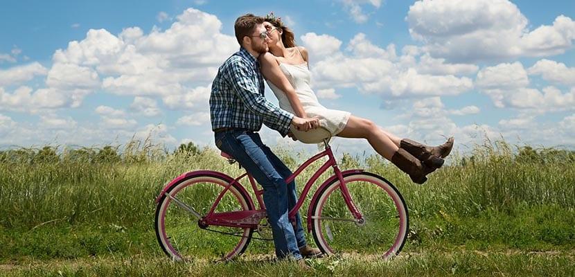 Relación sana de pareja