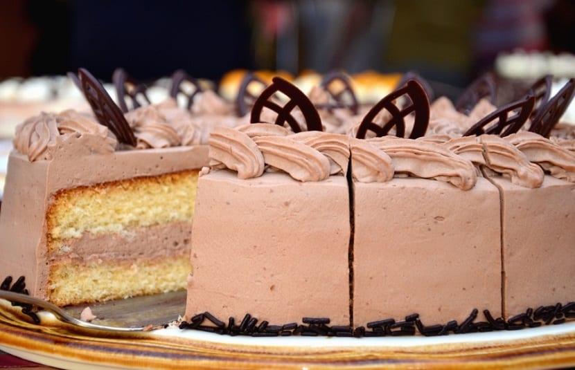 Sabor del pastel de boda