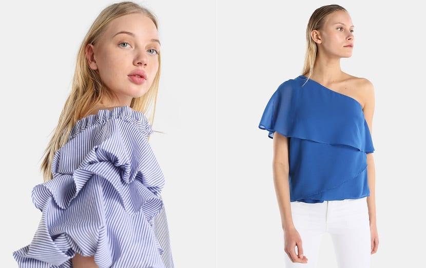 Tipos de blusas