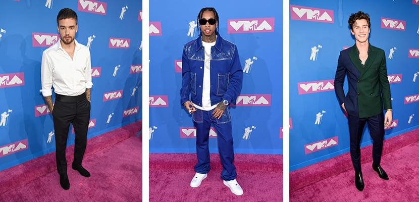 VMA looks masculinos
