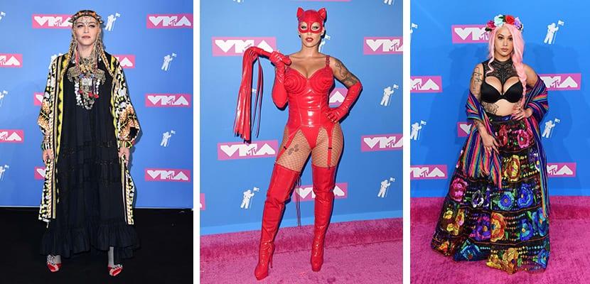 VMA looks