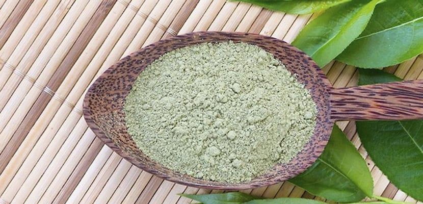 Celulitis y arcilla verde