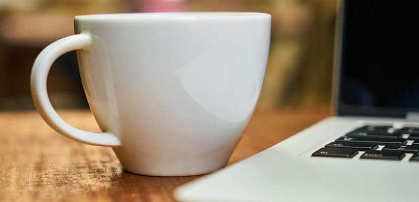 Café en la oficina