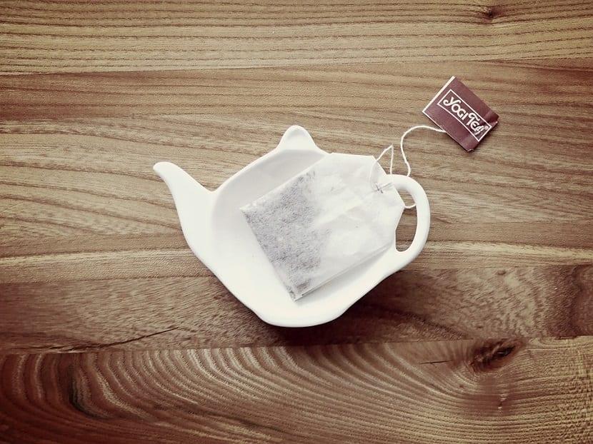 bajar de peso con té blanco
