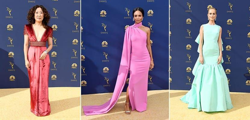 Vestidos coloridos Emmy