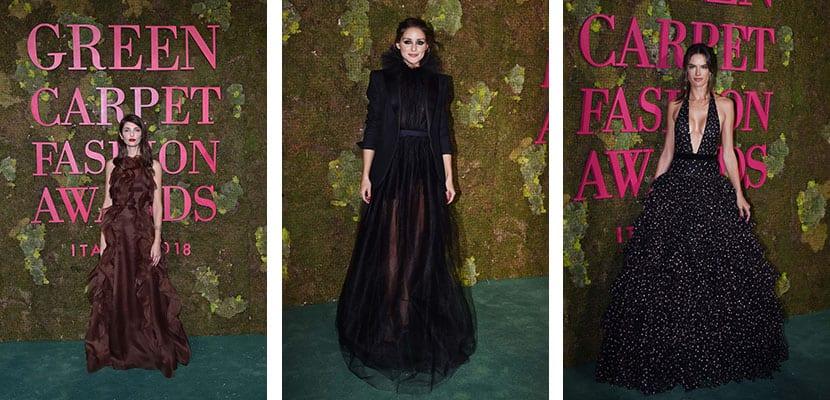 Vestidos oscuros