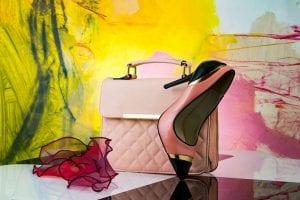 Reglas de moda combinar bolsos y calzado
