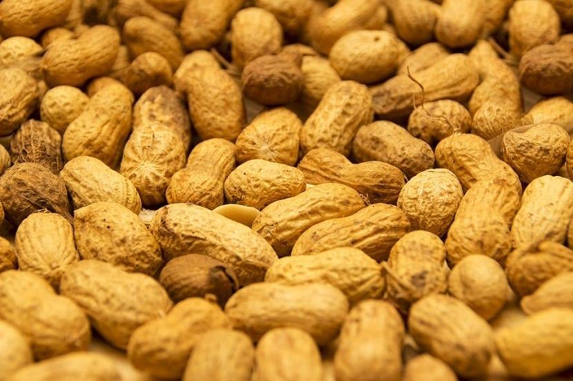 Cacahuetes beneficios