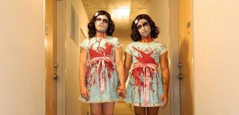 Disfraces gemelas