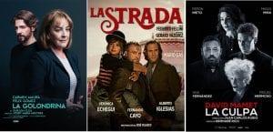 Teatro: Dramas de estreno