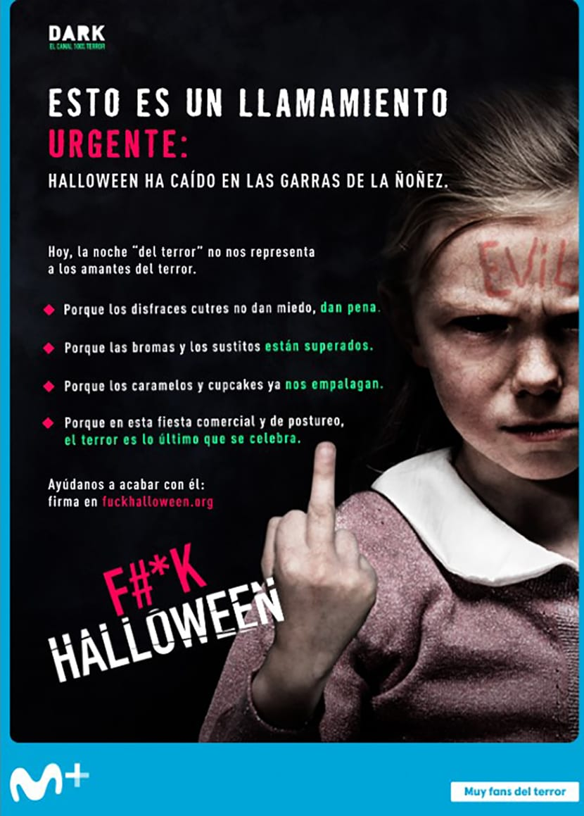 Campaña Halloween
