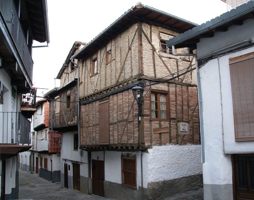 Hervás en Extremadura