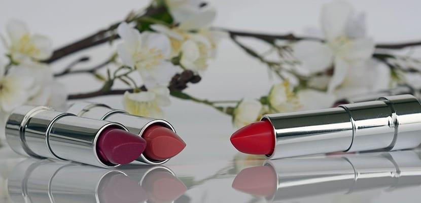 Barras de labios
