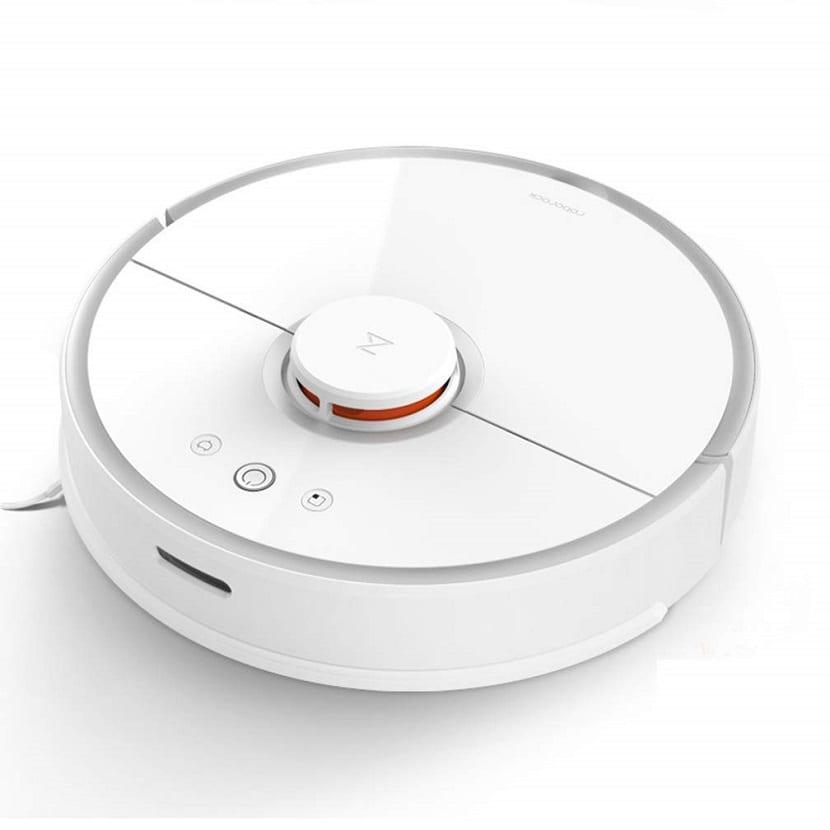 robot Xiaomi mi Vacuum
