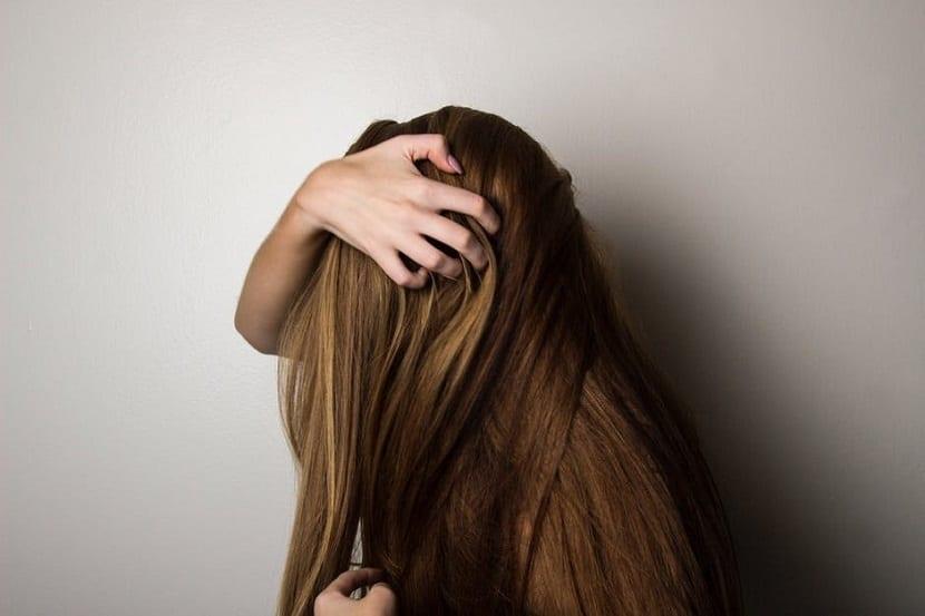 Tratamiento de caída del cabello
