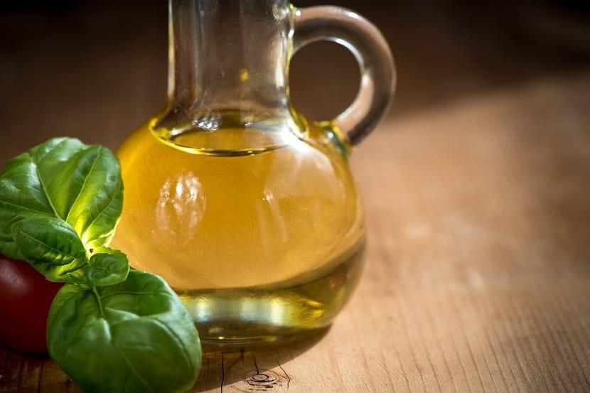 Tratamiento para el pelo con aceite de oliva